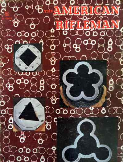 American Rifleman magazine, May 1968