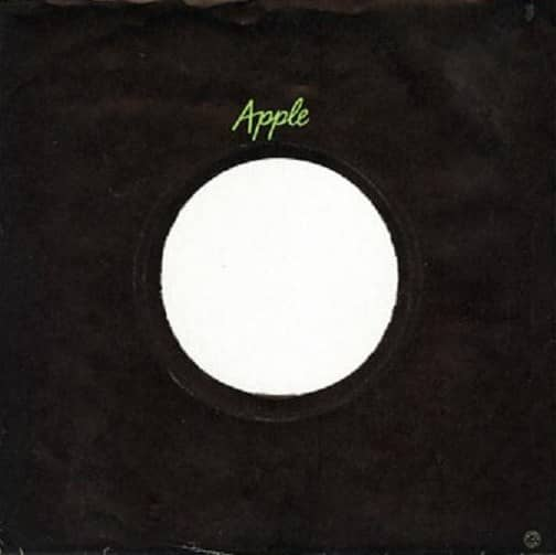 Apple single sleeve