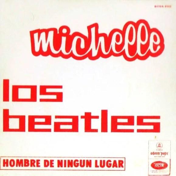 Michelle single artwork - Argentina