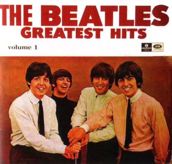 Greatest Hits Volume 1 album artwork - Australia, New Zealand