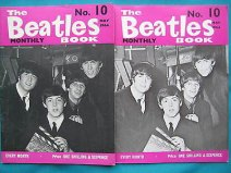Beatles Book Monthly issue 10 – original and reprint