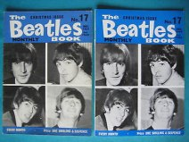 Beatles Book Monthly issue 17 – original and reprint