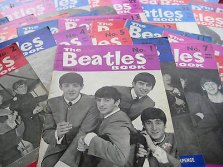 Beatles Book Monthly issues