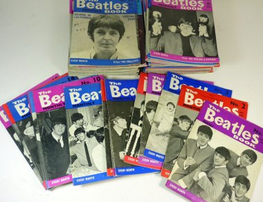 The Beatles Book Monthly – various issues