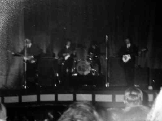 The Beatles live in Ipswich, 31 October 1964