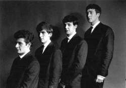 The Beatles with Pete Best, 1962