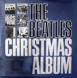 The Beatles' Christmas Album artwork