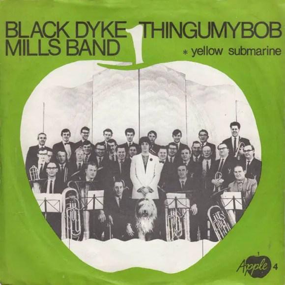 Cover of Thingumybob by Black Dyke Mills Band