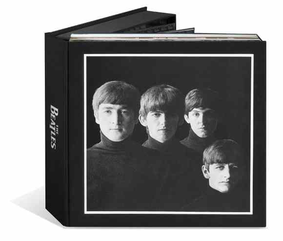 The Beatles Box of Vision cover