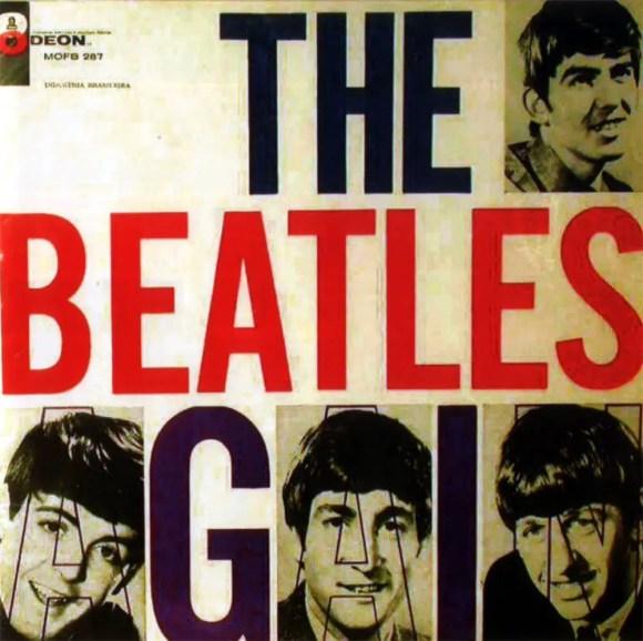 The Beatles Again album artwork - Brazil