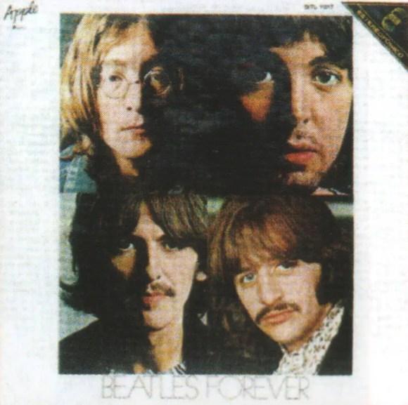 Beatles Forever album artwork - Brazil