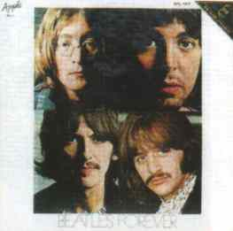 Beatles Forever album artwork - Brazil