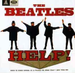 Help! album artwork - Chile