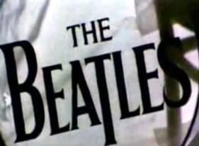 The Beatles' Drop-T logo, number seven