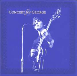 Concert For George album artwork