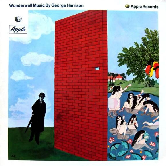 Wonderwall Music album artwork - George Harrison