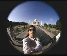 George Harrison in India, 1960s