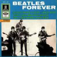 Beatles Forever EP artwork - Denmark, Germany