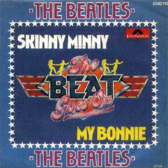 Skinny Minny single artwork - Germany