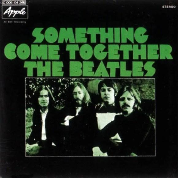 Something/Come Together single artwork - Germany