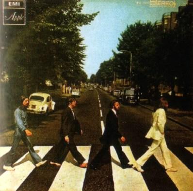 Abbey Road album artwork - Israel