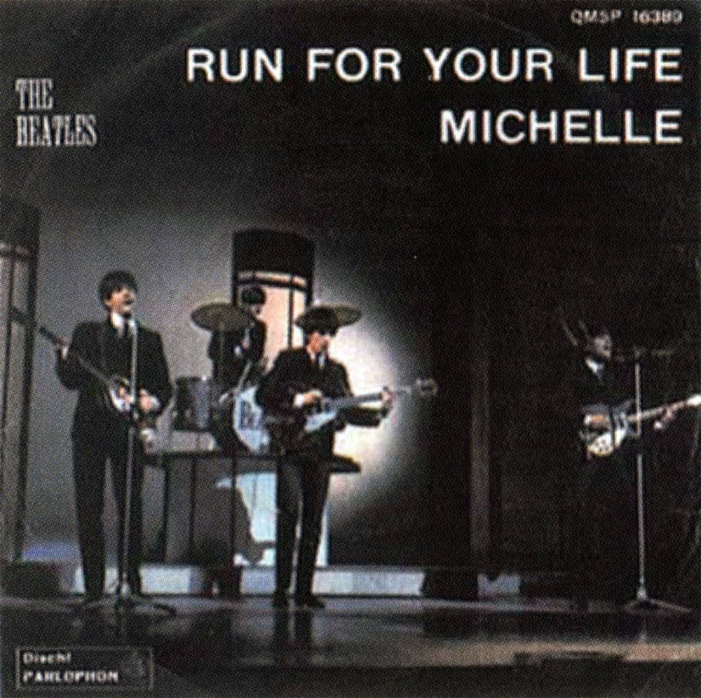"The Beatles Song Of The Day: ""Run For Your Life"" 