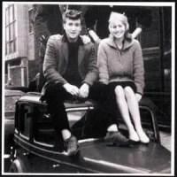 John and Cynthia Lennon, 1950s
