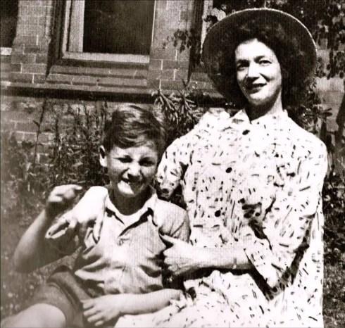 John and Julia Lennon