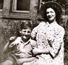 John and Julia Lennon