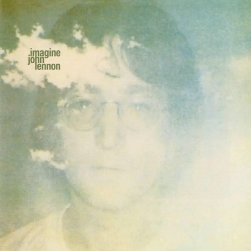 Imagine album artwork – John Lennon