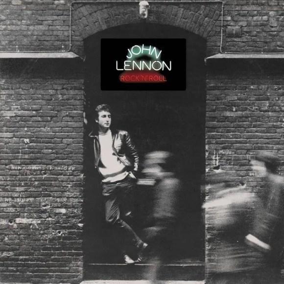Rock 'N' Roll album artwork - John Lennon