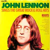 Roots album artwork – John Lennon