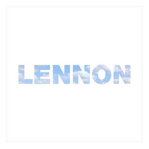John Lennon Signature Box artwork