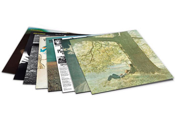 John Lennon album covers