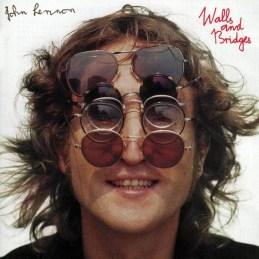 Walls And Bridges album artwork - John Lennon