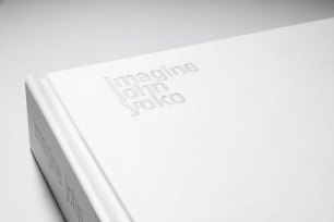 Imagine book (2018) – front cover detail
