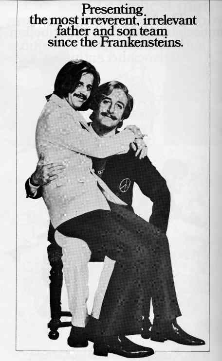 Promotional poster for The Magic Christian, featuring Ringo Starr and Peter Sellers