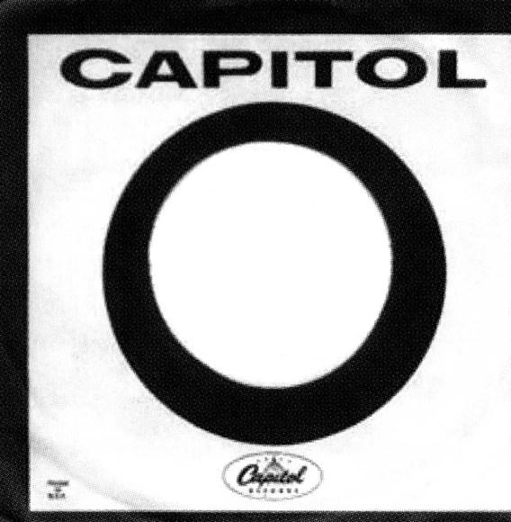 Capitol single sleeve - Mexico