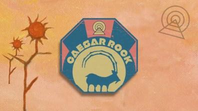 Paul McCartney –Caesar Rock artwork