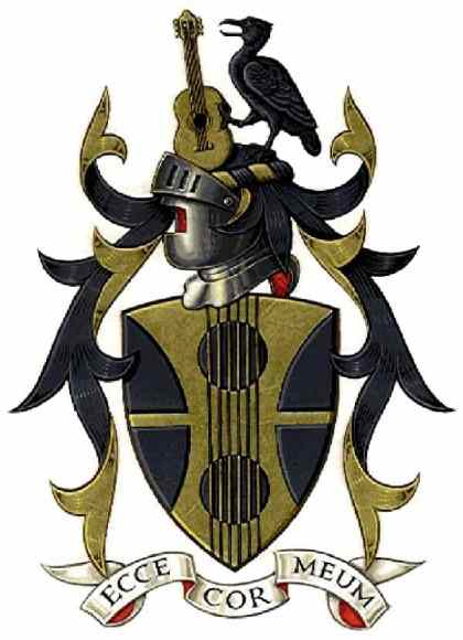 Paul McCartney's coat of arms
