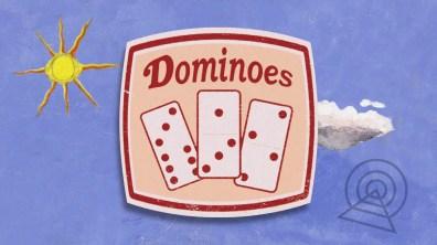Paul McCartney –Dominoes artwork