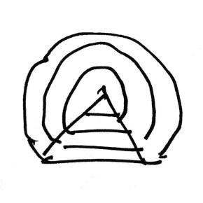 Paul McCartney–Egypt Station drawing for social media, 2018