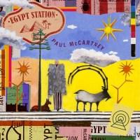 Paul McCartney – Egypt Station cover artwork