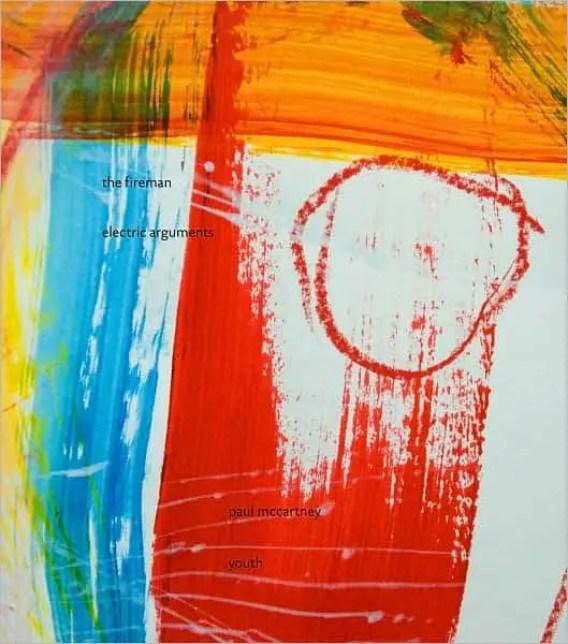Electric Arguments album artwork - The Fireman (Paul McCartney/Youth)