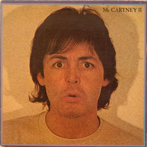 McCartney II album artwork - Paul McCartney