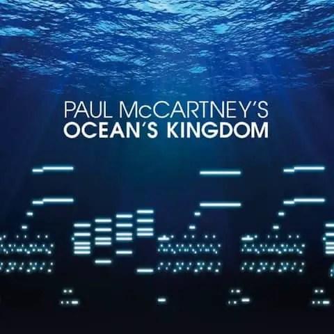 Ocean's Kingdom album artwork - Paul McCartney