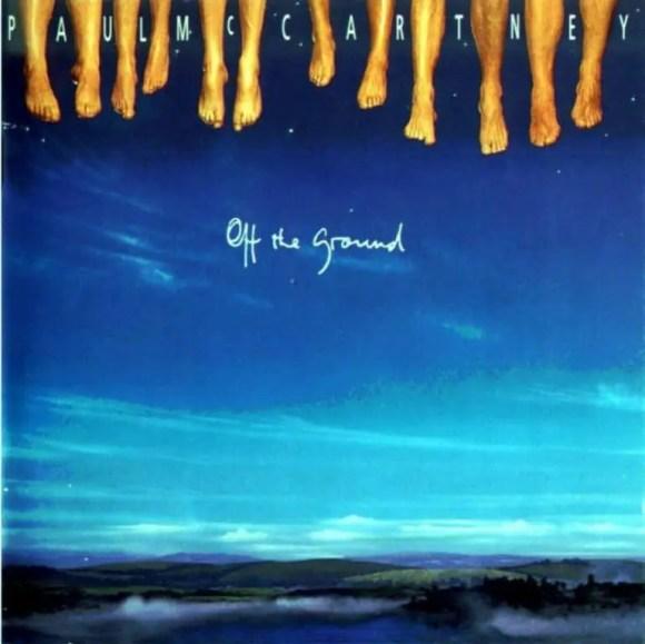 Off The Ground album artwork - Paul McCartney