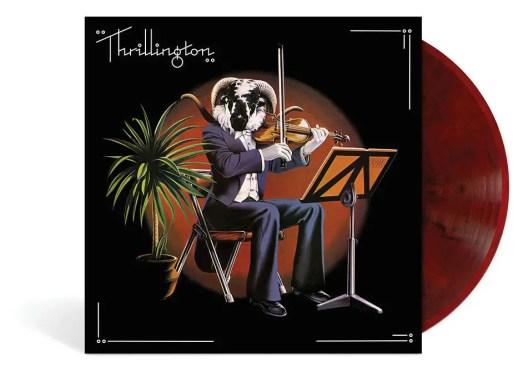 Paul McCartney –2018 reissue of Thrillington on marbled vinyl
