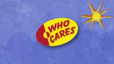 Paul McCartney –Who Cares artwork
