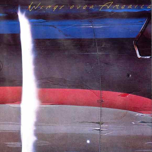 Wings Over America album artwork